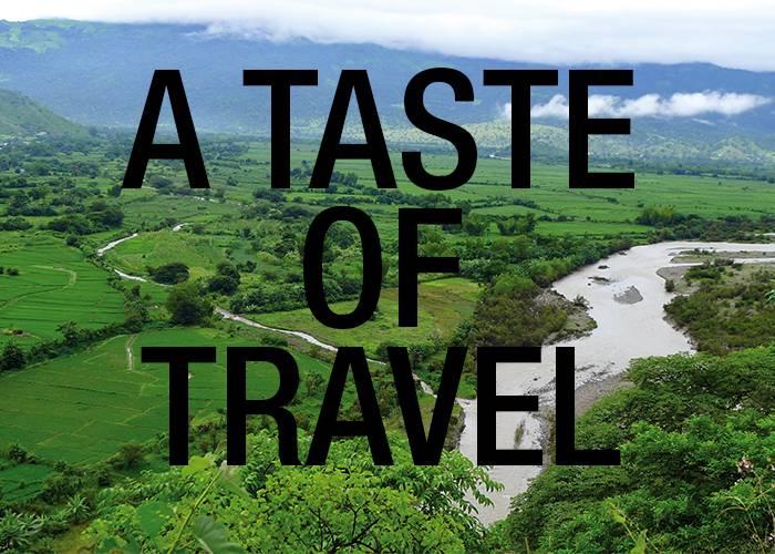 A Taste of Travel