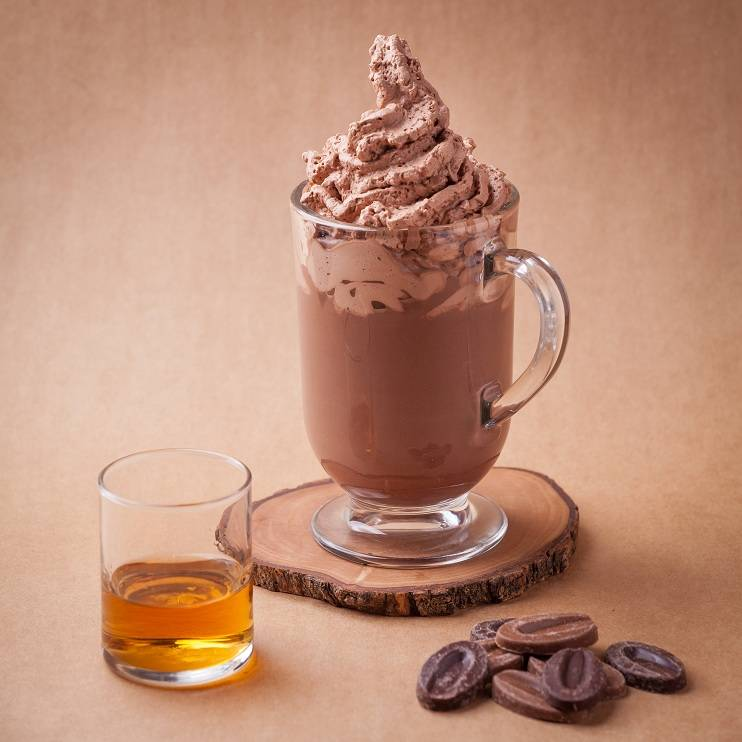 JIVARA VIENNOIS WITH A TOUCH OF WHISKY