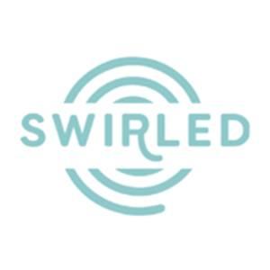 Swirled