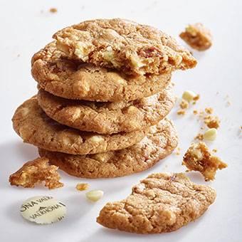 Pecan cookie