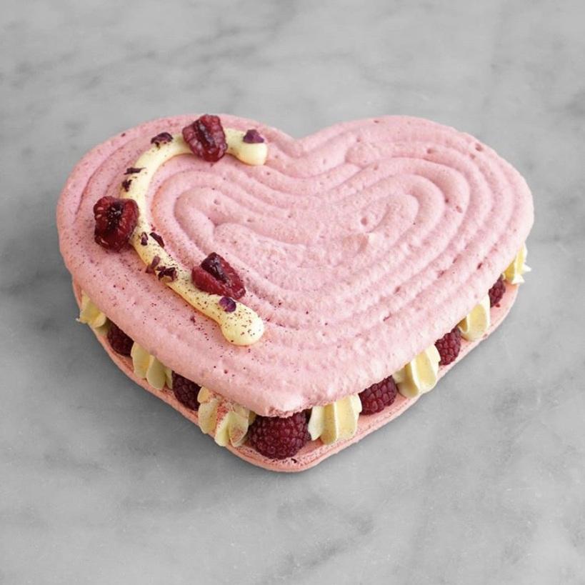 Duchess Bakeshop Macaron Cake