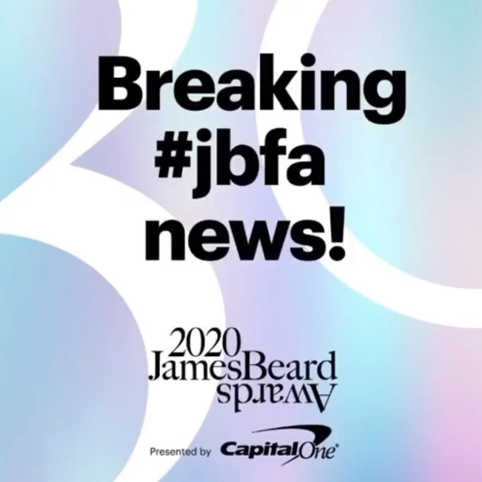 James Beard Foundation Semifinalists