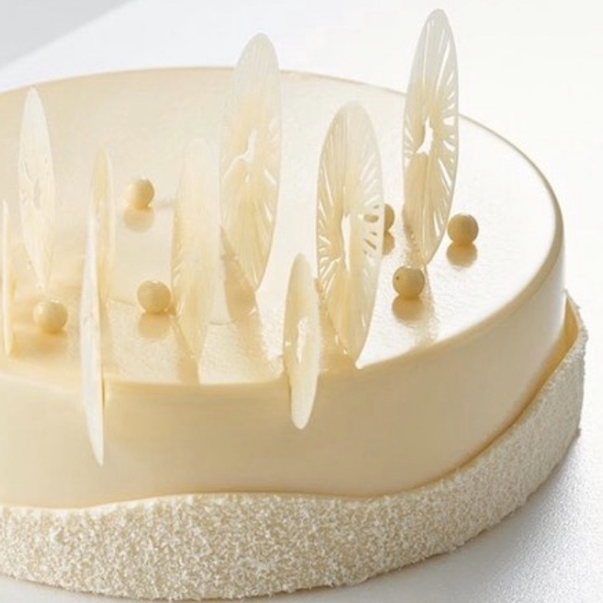 YUZU INSPIRATION Cake