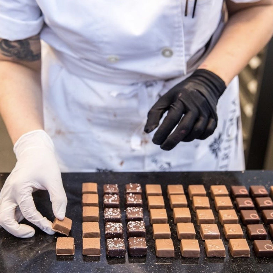 Chef & Restaurant Magazine L'Ecole Valrhona Brooklyn Feature