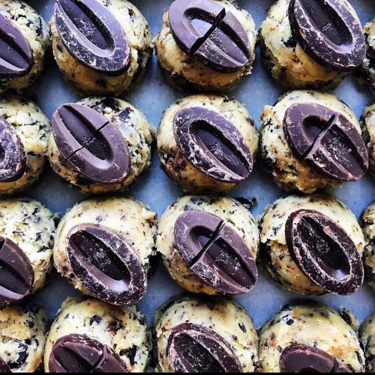 cookies feves