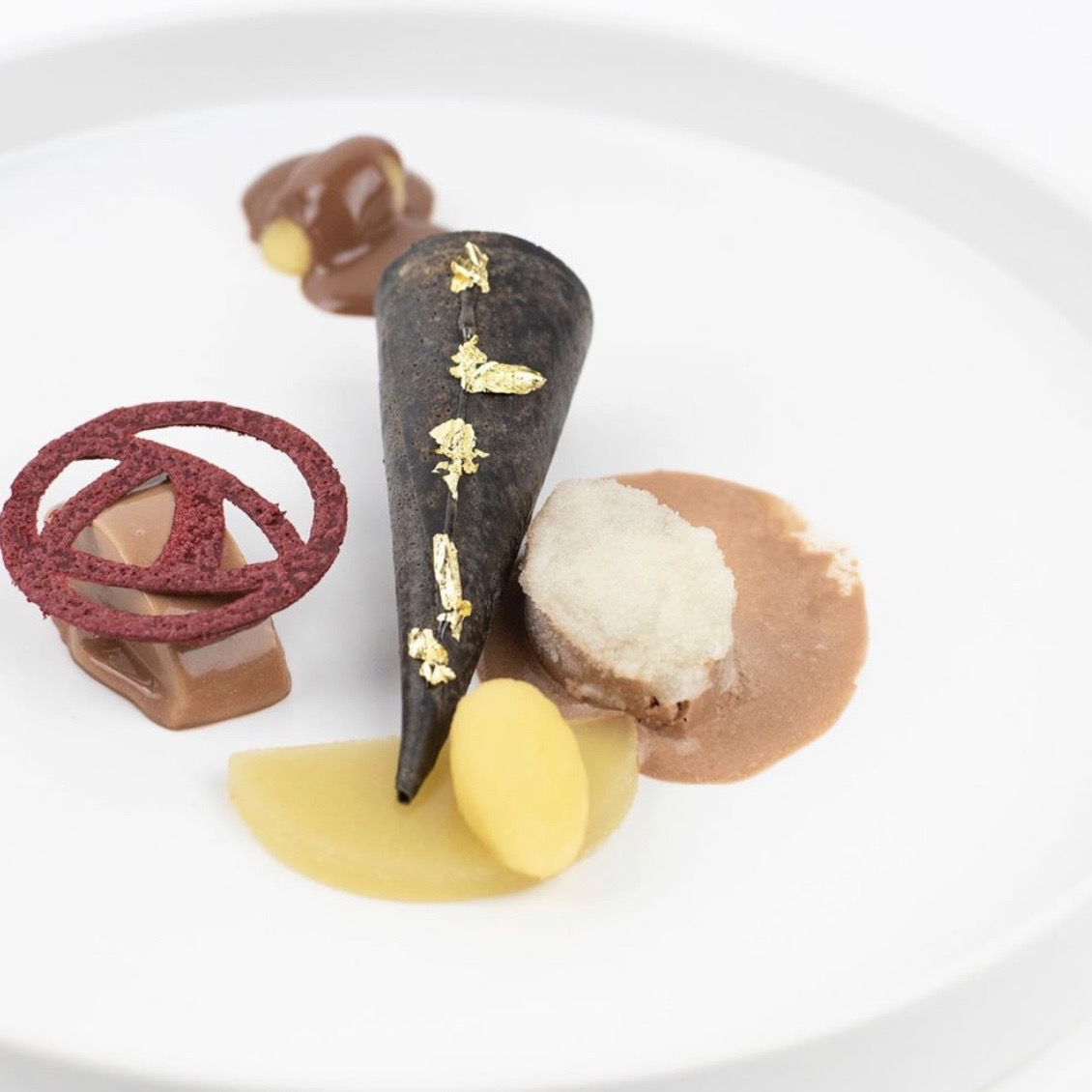 VALRHONA C3 THE ROSE OF THE LITTLE PRINCE
