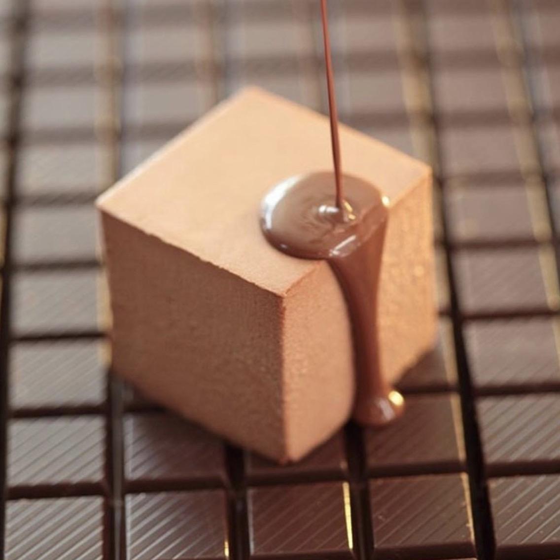 Chocolate Cube