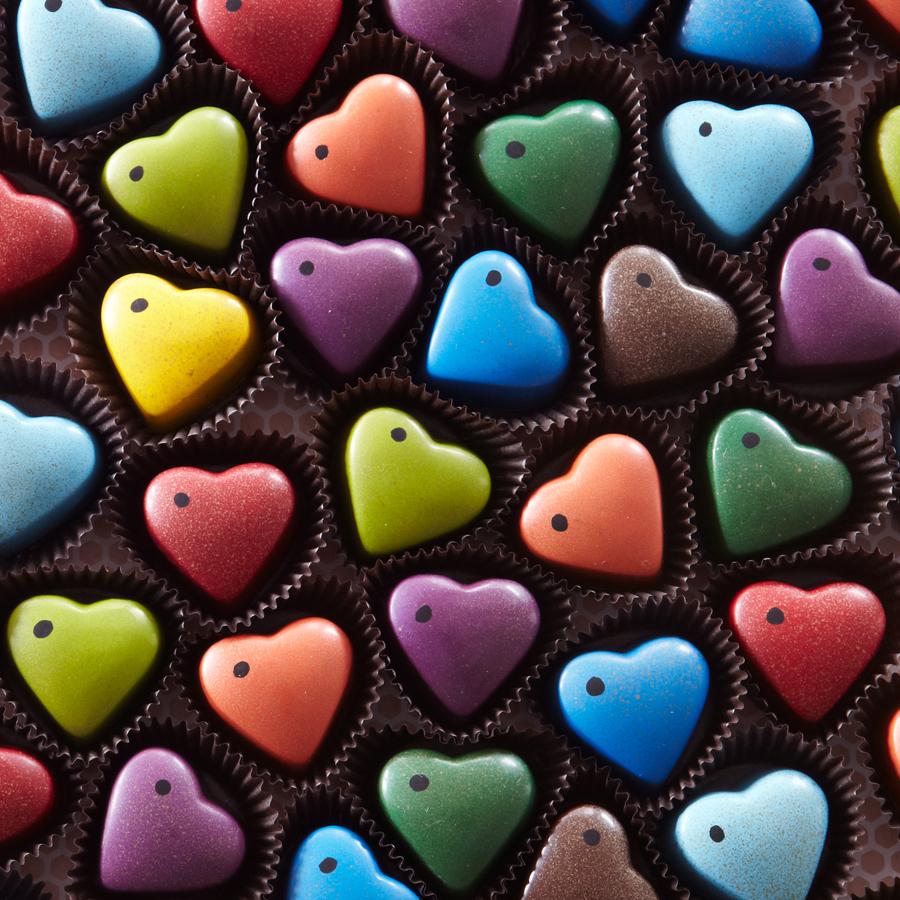 John & Kira's Heart Bonbons Giveaway