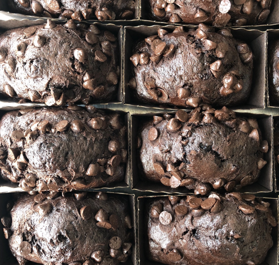 Double Chocolate Chip Loaf recipe
