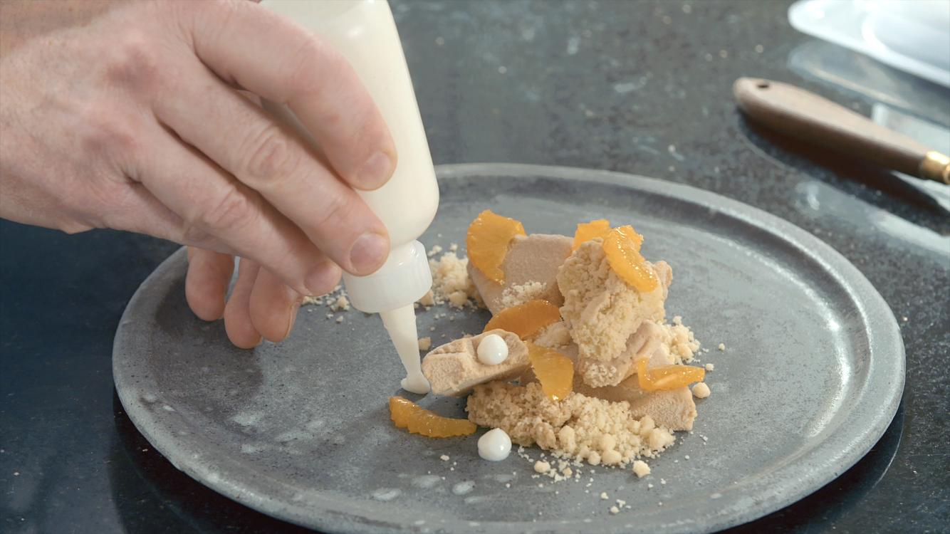 chef lincoln carson dessert