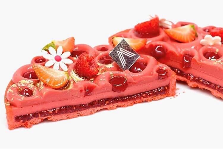 red tart