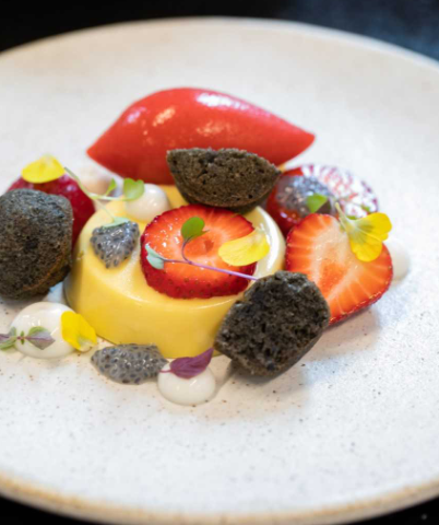 Patrice Demers Dessert
