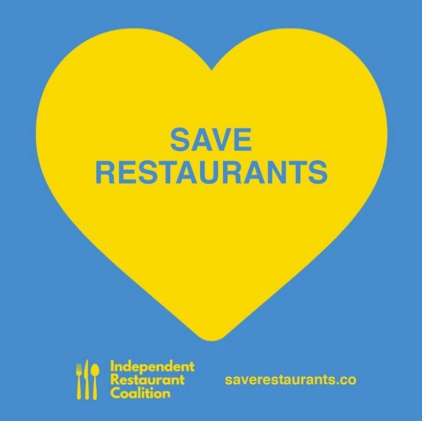 Save restaurants