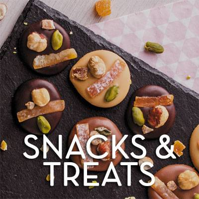 snack and treats