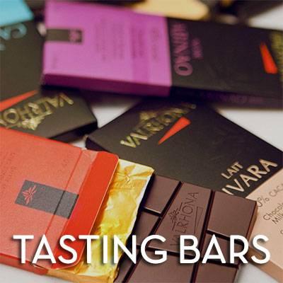 Tasting Chocolate Bars